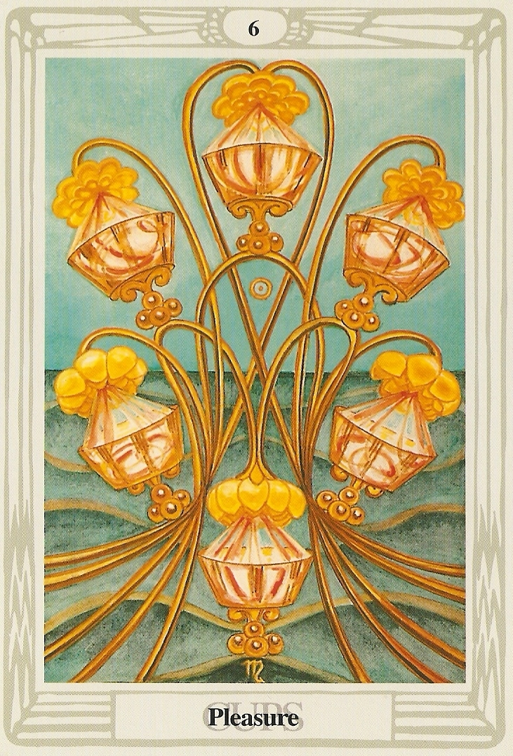 6 Of Cups As Advice. Understandingtarot.com. By Thoth