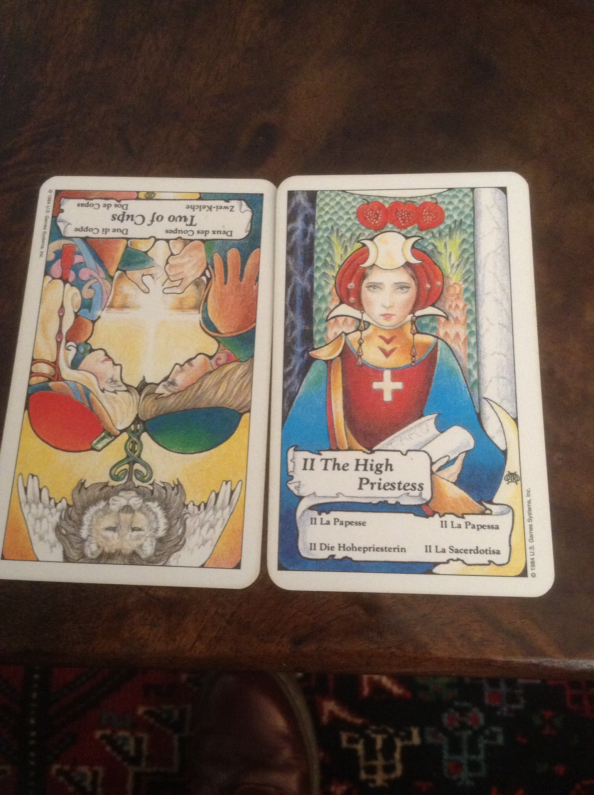 page of wands reversed relationship trust